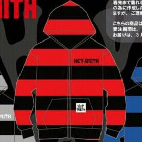新品 限定○HEY-SMITH パーカー 赤 M●ヘイスミス SiM 10-FEET coldrain dustbox ロットングラフティー