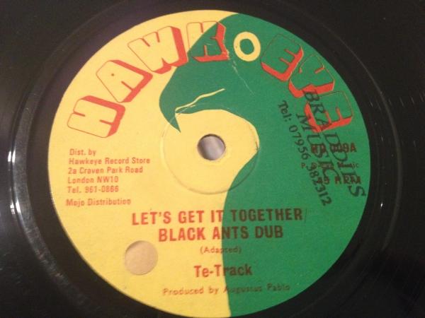 ★Te-Track/Lets Get Together★KILLER ROOTS!_画像1