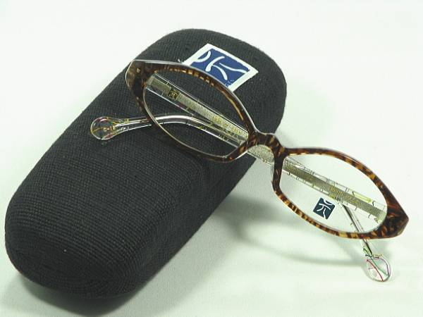 Free Shipping【original】Japan by skilled craftsmen who gem glasses 38-12