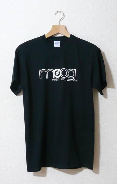 Moog【新品】T-シャツ MサイズコーネリアスムーグモーグシンセBk