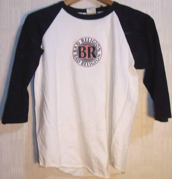 Bad Religion ラグラン Tシャツ