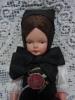 民族衣装人形☆ドイツの少女 TRACHTEN-PUPPEN