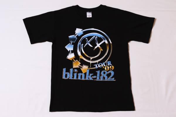 ★ブリンク★BLINK-182★ツアー09Tシャツ/Weezer/fall out boy