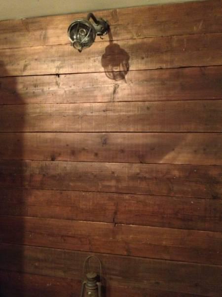 貴重 加工された古材 1.5m 足場板 アンティーク 杉足場板 床材 壁材 天井 リノベーション リフォーム 改装 新築_加工済古材使用例