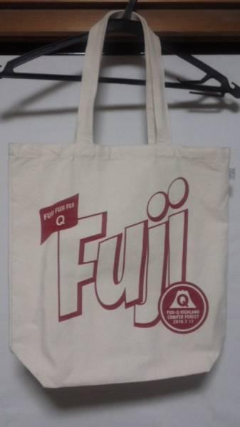 フジファブリックFUJI Qトートバッグ非売品レア未使用