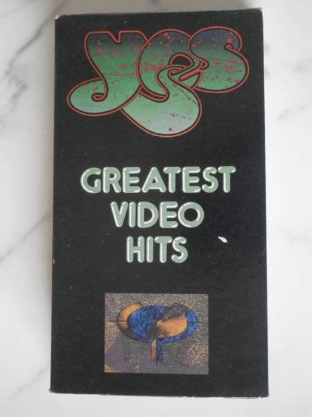 Yes - Greatest Video Hits ★VHS yy*si_画像1