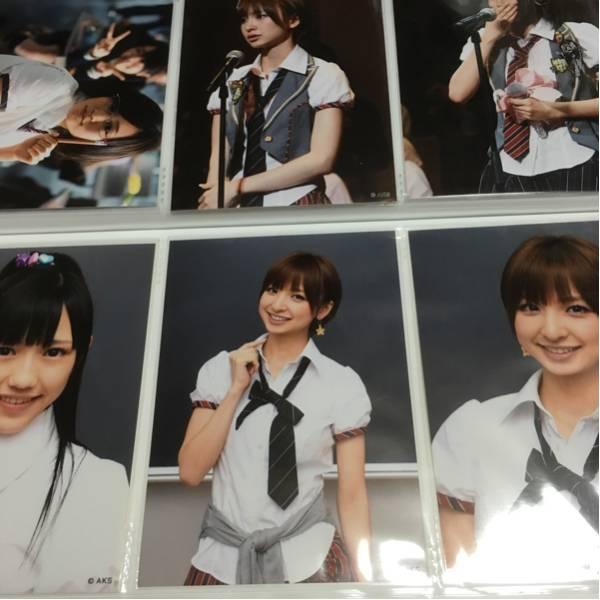AKB48 涙サプライズ オフショット 篠田麻里子 1枚 生写真