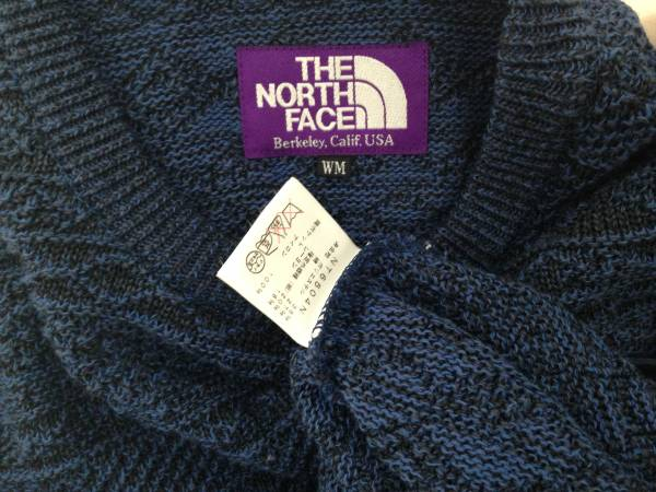 THE NORTH FACE PURPLE LABEL ノースフェイス nanamica ナナミカ 限定 レア 直営店 新品未使用 希少
