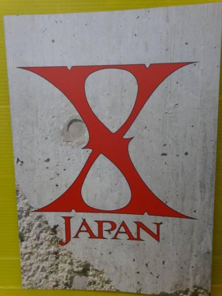 ☆X JAPAN RETURNS 1993-94年東京ドームコンサート パンフ 【A】