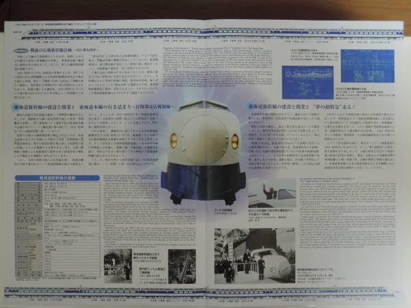 ■非売品 鉄道博物館0系新幹線ガイド-夢の超特急-東海道新幹線_画像2