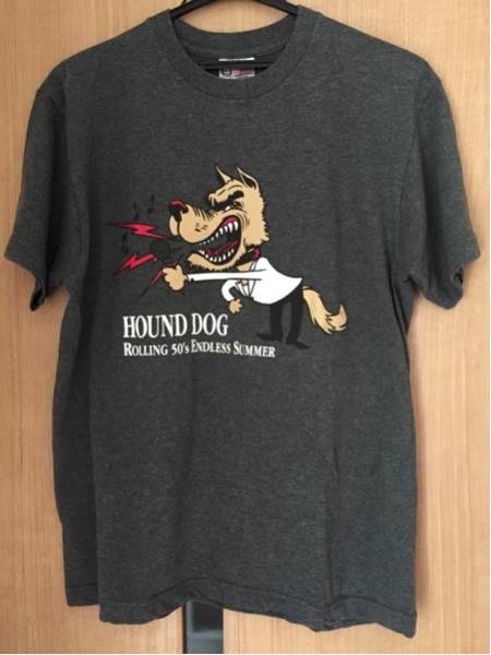 HOUND DOG ROLLING 50's ENDLESS SUMMER Tシャツ サイズM ハウンドドッグ