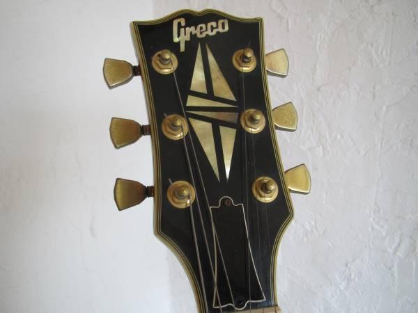 Greco レスポールカスタム タイプ グレコ Les Paul CUSTOM