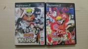 【PS2】NARUTO ナルティメットヒーロー1&3