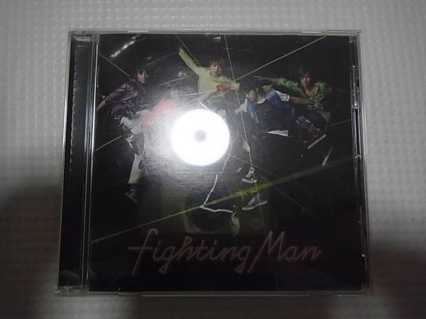 ★☆★NEWS★fighting man 初回盤CD☆★