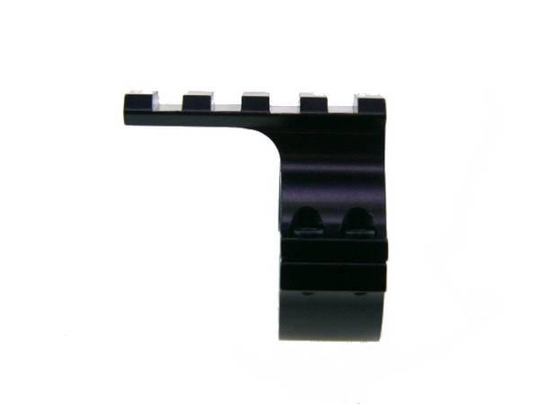 直径30mmリング20mm拡張4スロットレイル付アダプター【新品】_画像2