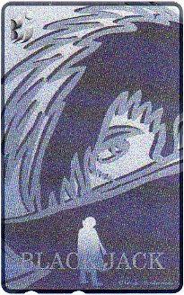 ▲ブラックジャックのテレカ(4)▲ グッズの画像
