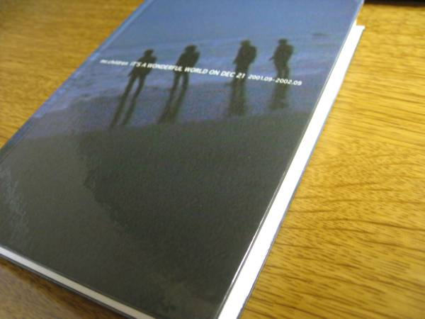 ☆Mr.Children/ミスチル☆非売品プレミアムノート/ON DEC 21 ライブグッズの画像