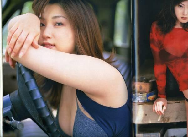 ☆☆大沢舞子 益子梨恵 小池栄子『Sabra 2002年 6/13号』☆☆