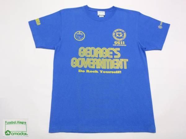 レアUSED・送込 JOGARBOLA×MUSIC ON! TV GG11 10th記念 プリント半袖Tシャツ Mサイズ