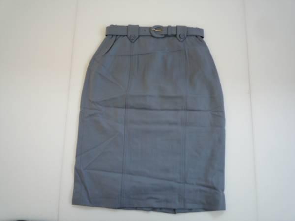 【お得!!】●ICHIJU SPORTS● 台形スカート 膝丈 ベルト付き W66