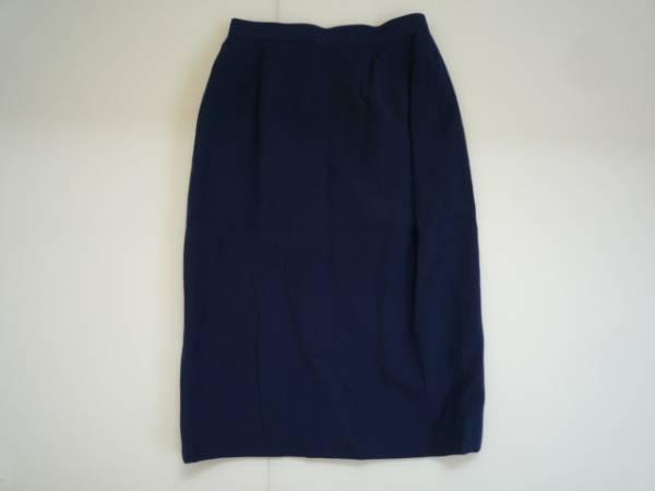 【お得!!】◆PEK SPOOK◆ 台形スカート ネイビー 7分丈 66-90_画像1