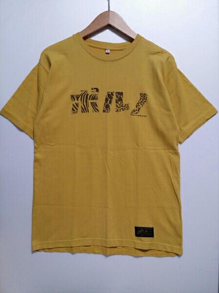 【ポルノグラフィティ】Tシャツ/9th/からし色/M/即決/送料無料