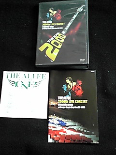 THE ALFEE 2000th LIVE CONCERT 2005 DVD ライブ コンサート