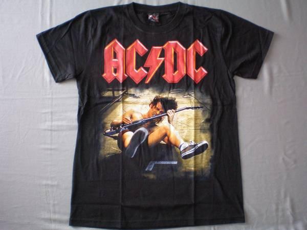 バンドTシャツ   エーシーディーシー(AC/DC ) 新品 L