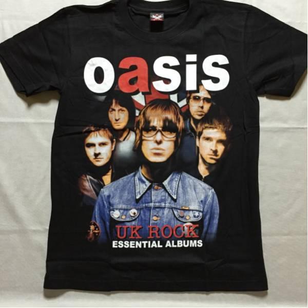 バンドTシャツ  オアシス(Oasis)新品L