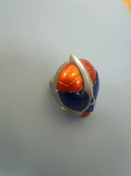 仮面ライダーウィザード アクセルウィザードリング塗装品稀少品_画像3