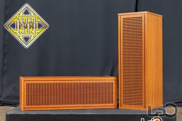 TELEFUNKEN RB46 Hi-Fi Loud Speaker ペア 3ウェイ3スピーカー_画像1