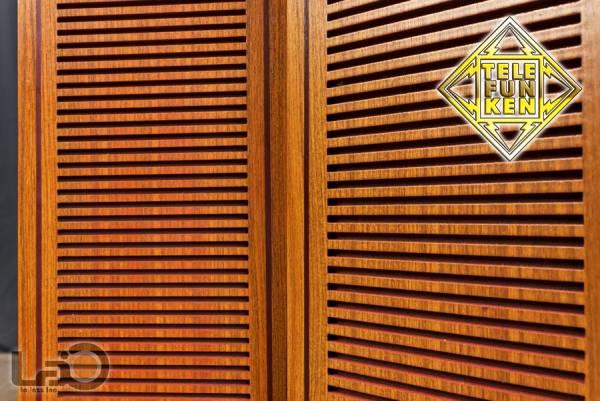 TELEFUNKEN RB46 Hi-Fi Loud Speaker ペア 3ウェイ3スピーカー_画像2
