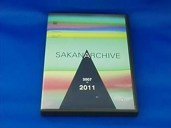 サカナクション SAKANARCHIVE 2007-2011~サカナクション ~ ライブグッズの画像
