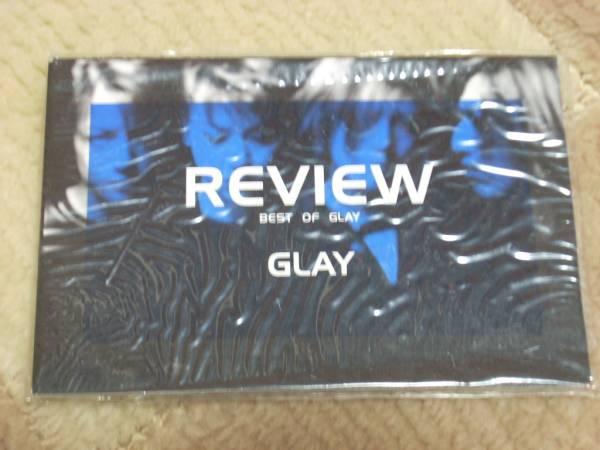 GLAY REVIEW BEST OF GLAY  ポストカード 8枚入 2コセット