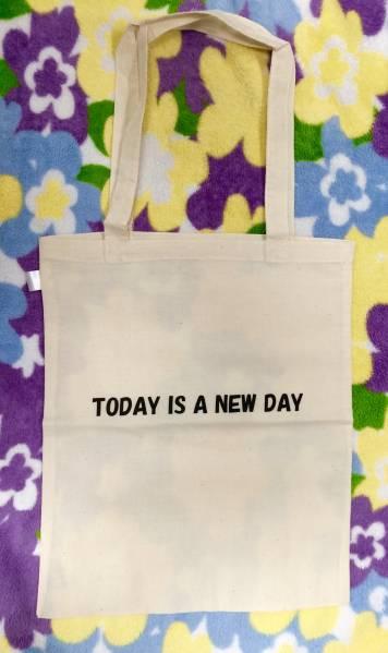 木村カエラ 非売品トートバッグ「TODAY IS A NEW DAY」 ライブグッズの画像