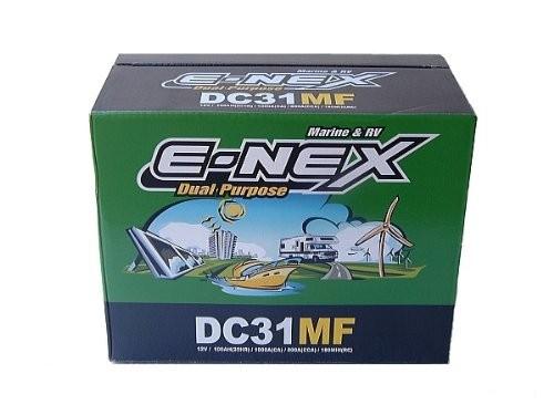 新品 DC 31MF M31 ディープサイクルバッテリー ボイジャー マリン用 デルコ 互換品 キャンピングカー 発電機 アウトドア サブバッテリー_画像1
