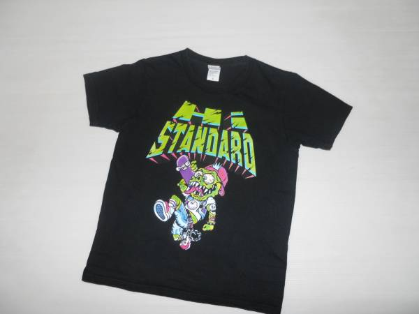Hi-STANDARD ハイスタ プリント Tシャツ 黒 S