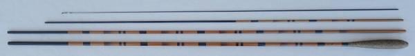 日本製釣竿 ダイシンオリジナル カーボン並継へら竿白翁 11尺_画像2