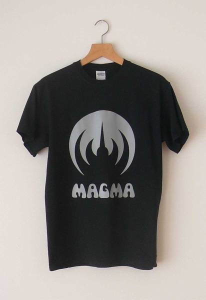 【新品】Magma Mサイズ Tシャツ プログレ ロック バンド マグマ バンドT