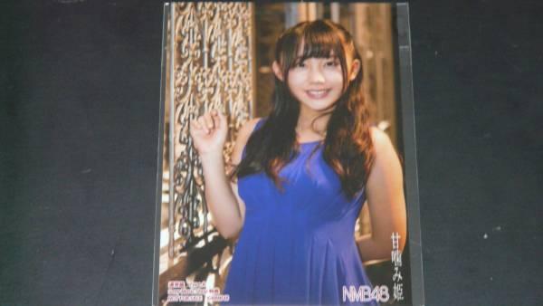 NMB48甘噛み姫タイプB SONY MUSIC SHOP店特典外付け薮下柊_画像1