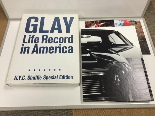GLAY写真集LifeRecord in America(中古)