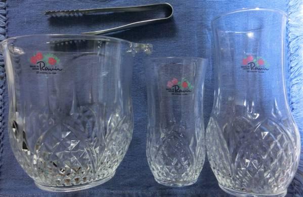 ADERIA GLASS JAPAN 水割りセット 石塚硝子株式会社_画像2