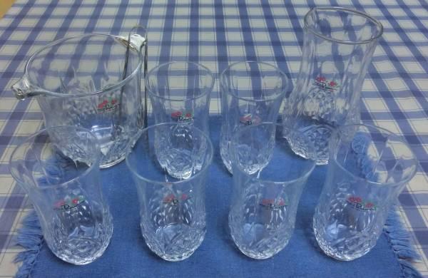 ADERIA GLASS JAPAN 水割りセット 石塚硝子株式会社_画像1