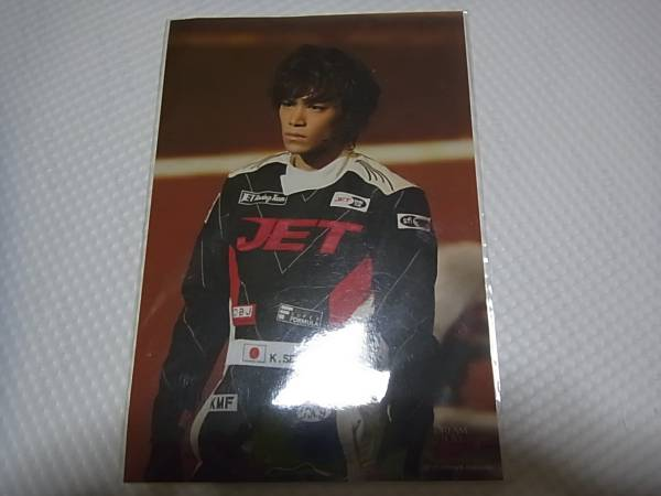 ★Kis-My-Ft2★DREAM BOYS 2013 千賀健永 大判写真★