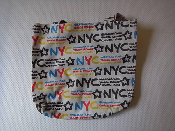 ★☆★Hey! Say! JUMP★NYC トートバック☆★