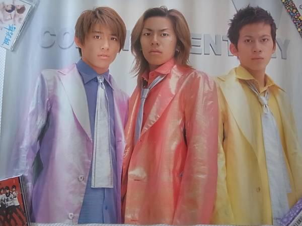 ★☆★V6★カミセン2001 集合ポスター★☆★