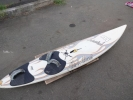 静岡県引取  ウインドサーフィン ボード Naish Hawaii 8'2
