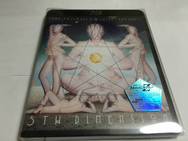新品 JAPAN TOUR 2013 「5TH DIMENSION」 LIVE Blu-ray ももクロ