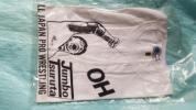 新品!レア!ジャンボ鶴田Tシャツ!Mサイズ!80年代 全日本プロレス 馬場デストロイヤー