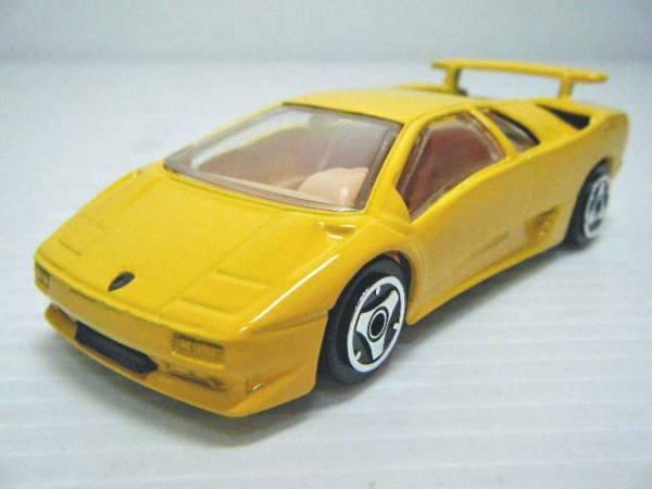 Burago Bburago Lamborghini Lamborghini 1 43 Yellow 2 Real Yahoo
